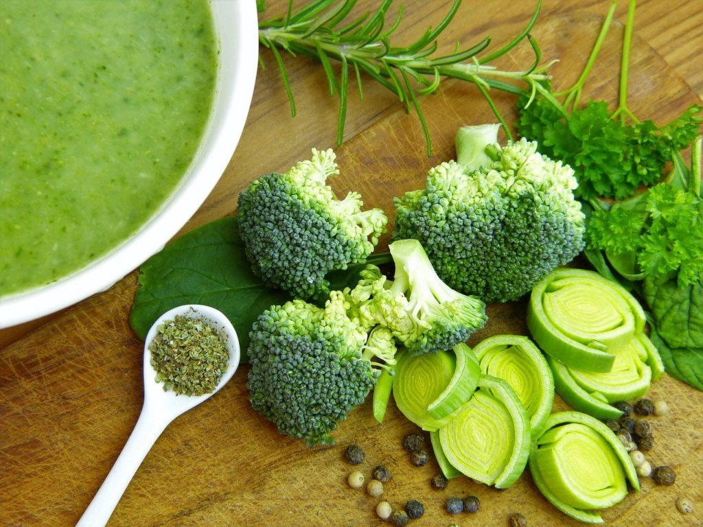 ブロッコリー、野菜