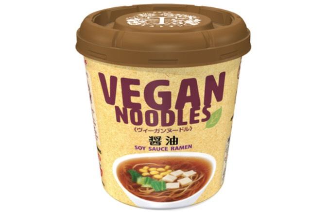 ヴィーガン カップ麺