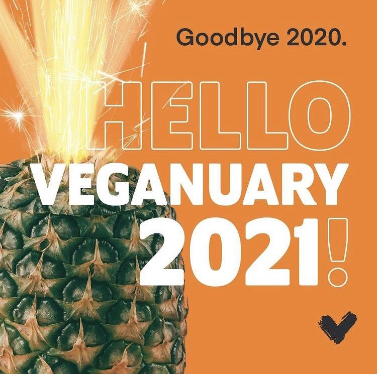 ヴィーガニュアリー2021