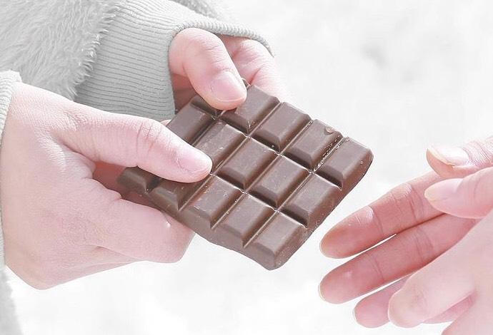 チョコレート、バレンタイン