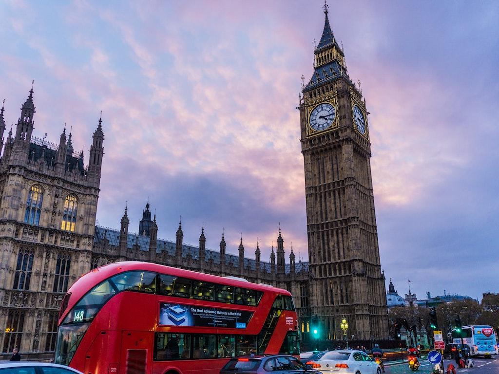 ロンドン、ビッグベン
