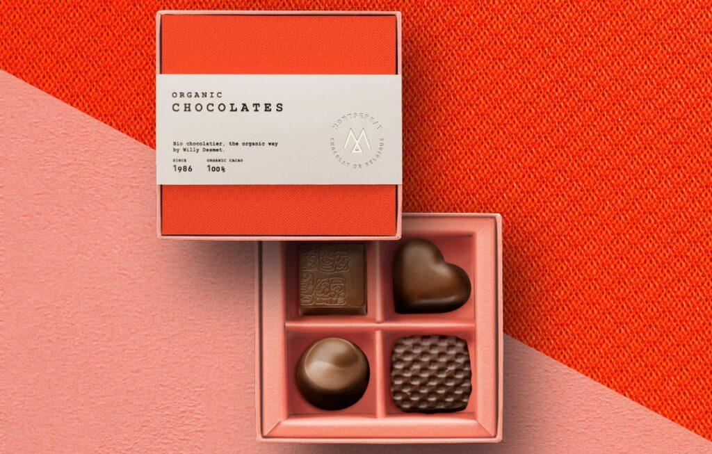 モンセラート、チョコレート