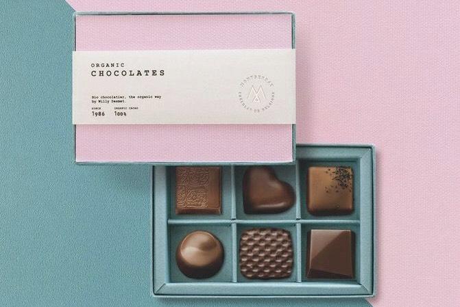 オーガニック、チョコレート