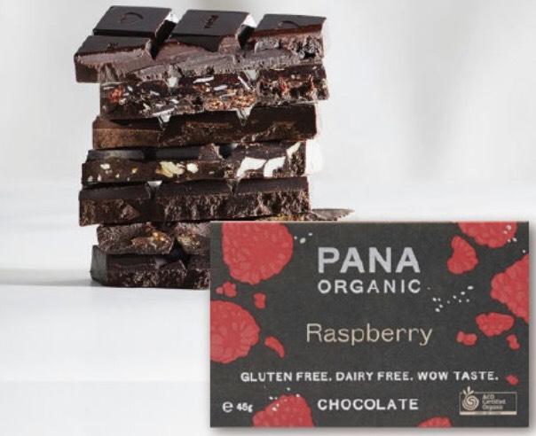 パナオーガニック、チョコレート