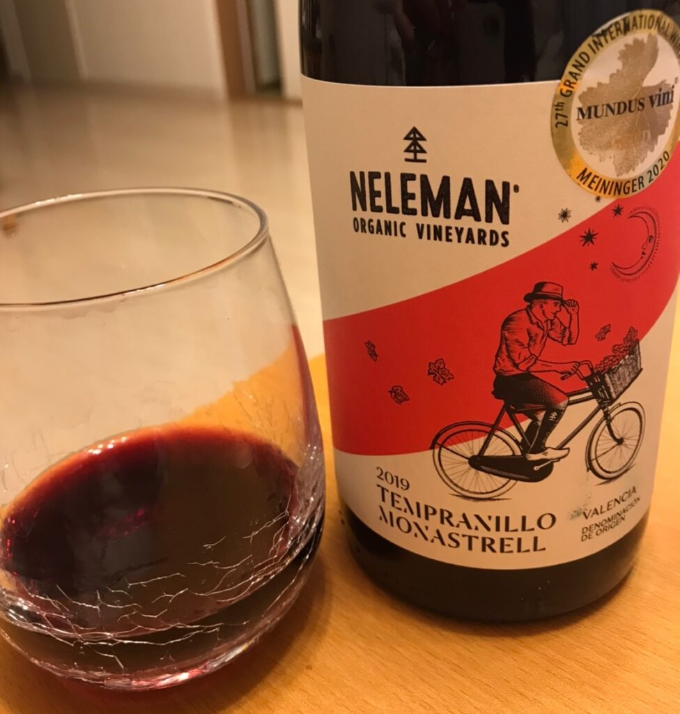 赤ワイン、ヴィーガン
