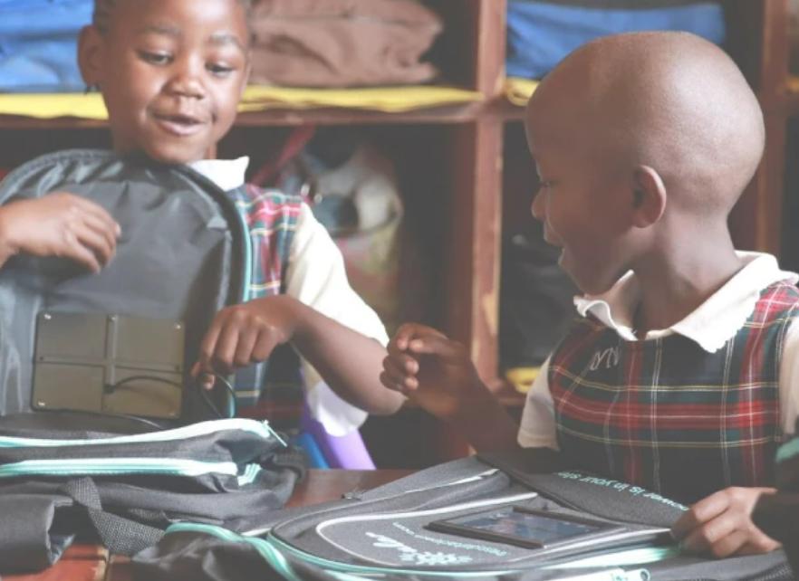 ケニア、子供、寄付