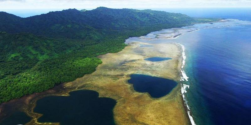 コスラエ島